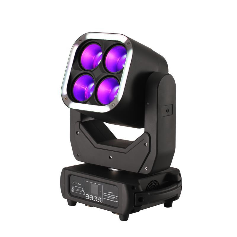 Professional Stage Light Beam Wash LED Zoom Moving Head Light MS-B4060