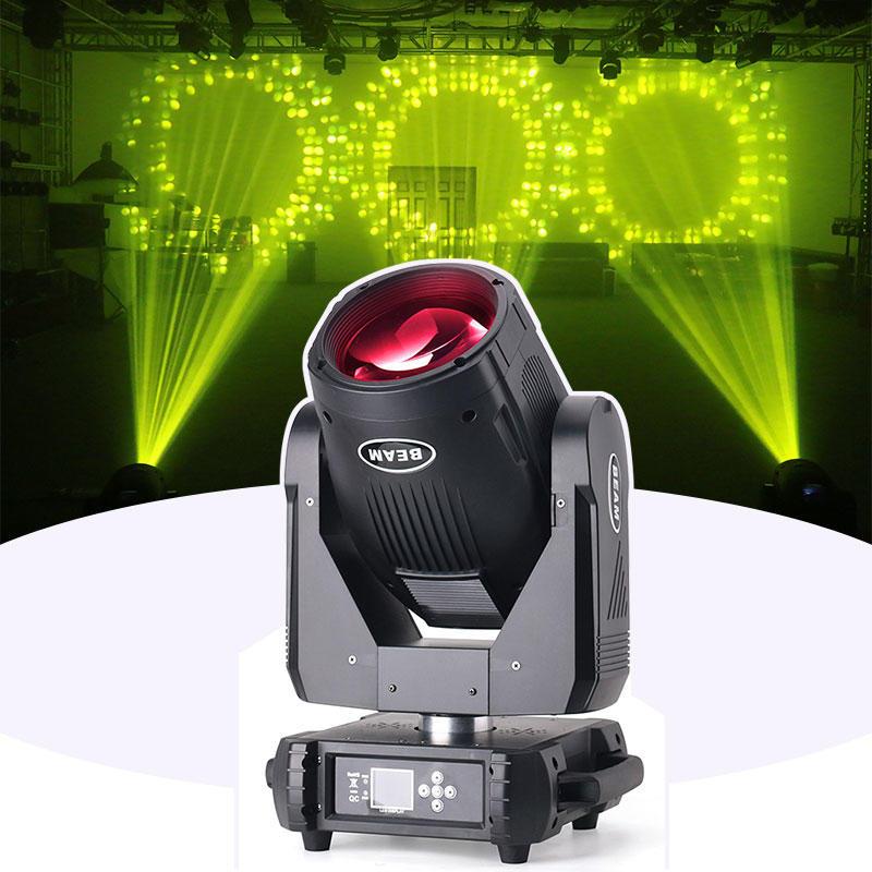 Stage Disco Lighting DMX512 250W Moving Head Gobo Sharpy Beam Light MS-B250