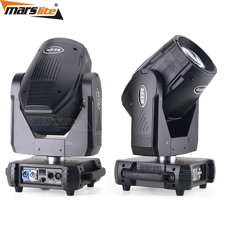 Stage Disco Lighting DMX512 250W Moving Head Gobo Sharpy Beam Light MS-B250