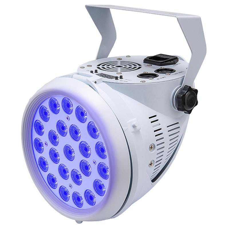 Party Supplies 24PCS 3W R/G/B/W Embedded Led Par Light For KTV Bar Nightclub MS-C004