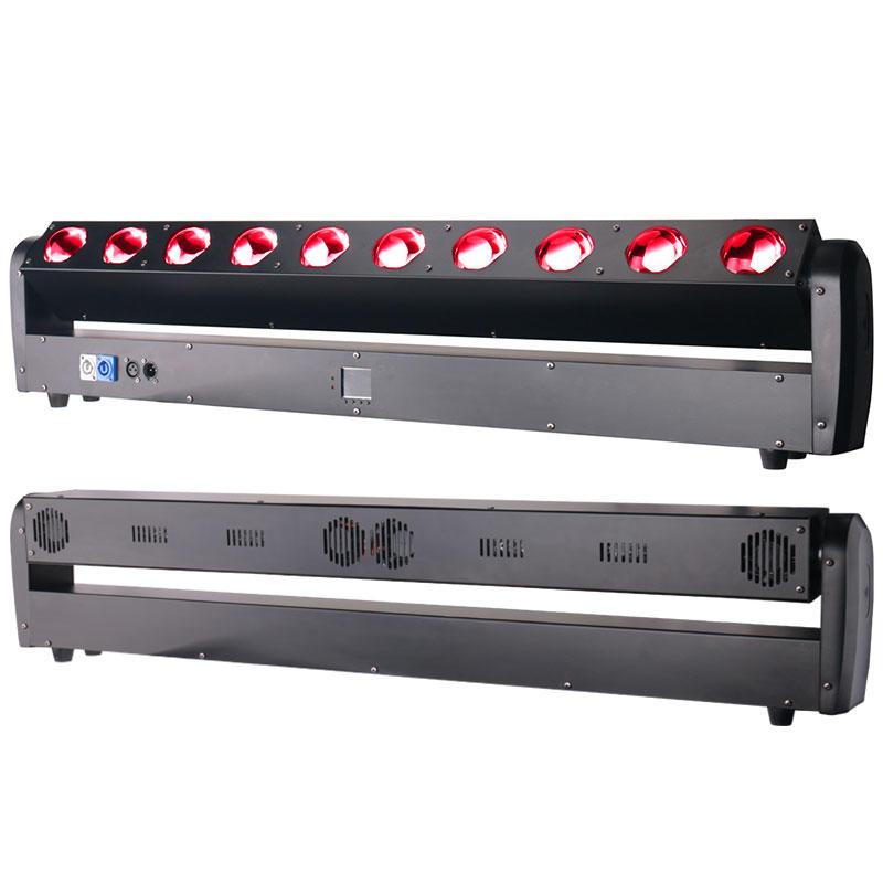 Professional Led Bar Light 10X40 RGBW Sharpy Moving Head Fat Beam DJ Lights MS-B10