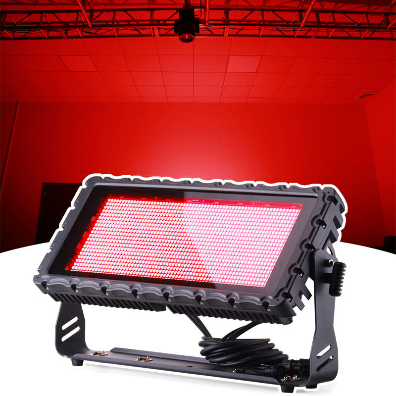 Pro Stage Lighting Outdoor IP65 LED RGB 3in1 LED Bar Wash Flash Strobe Light MS-WST24-RGB