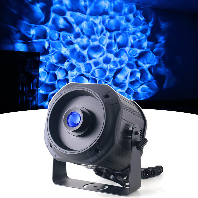 Outdoor 200 Watt LED Ocean Wave IP65 Water Wave Ripple Effect Gobo Projector Light MS-WT200