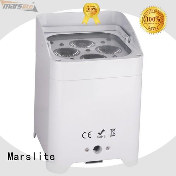 Marslite equipment mini par led with different visual effects for discotheques