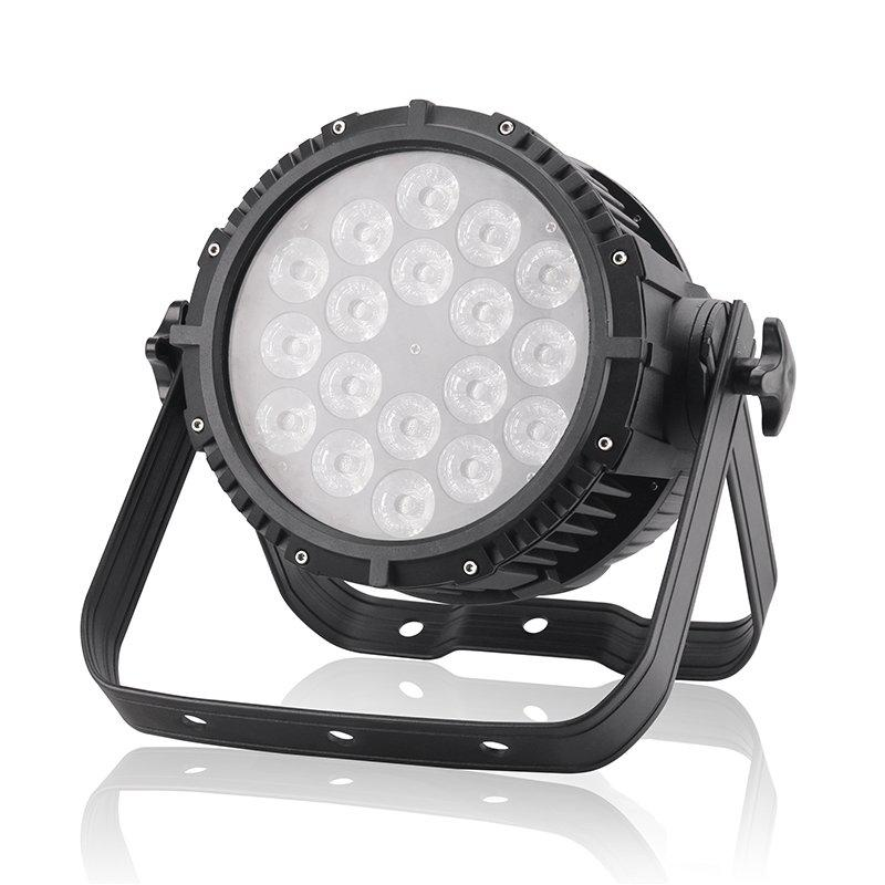 6IN1 LED Par Light Waterproof Led Par 64 MS-1818-2