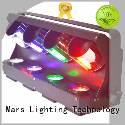 Marslite multi-color dj lighting effects for party