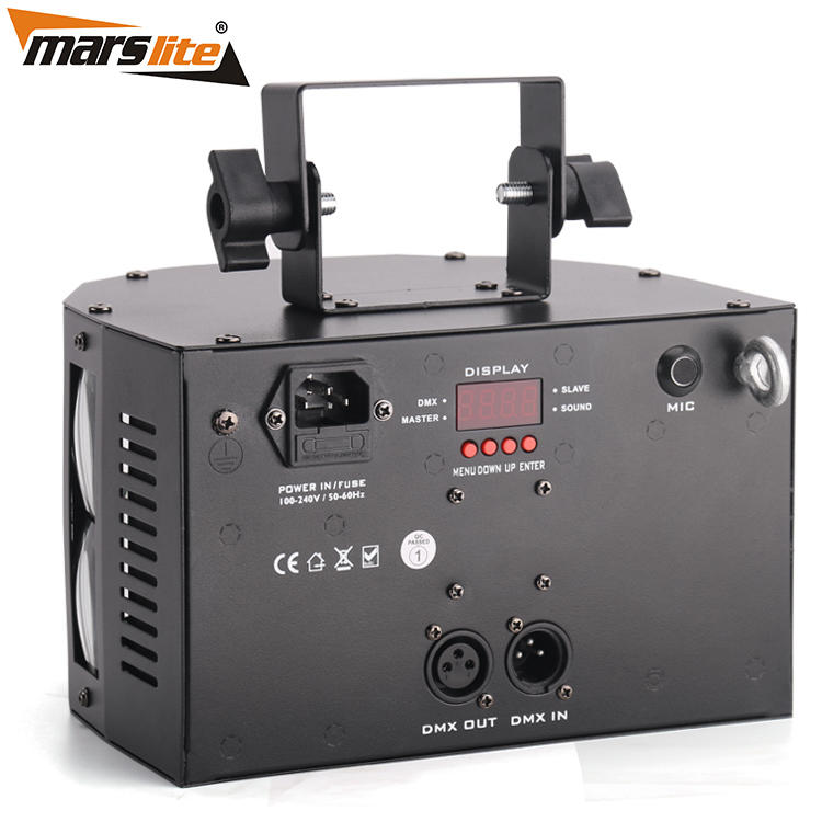 Marslite flexibility led light projector customizedeffects for disco-3