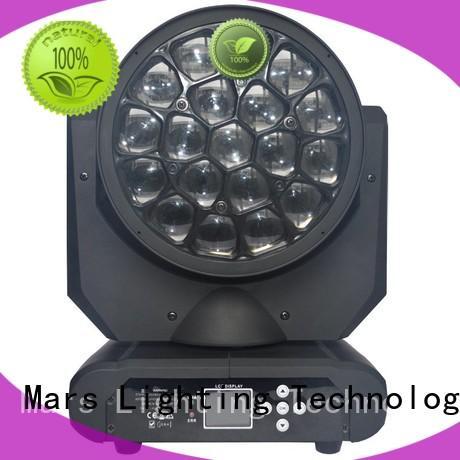 Marslite adjustable moving led lights wholesale for bar
