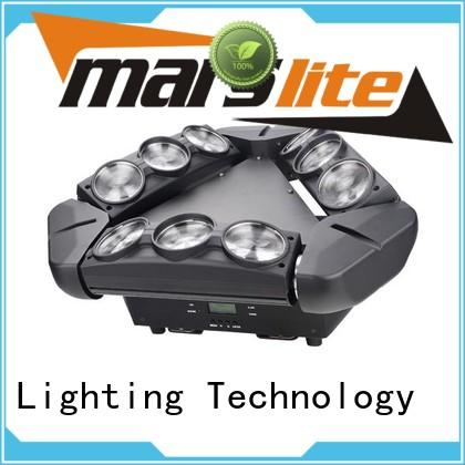 Marslite high quality moving spotlight wholesale for club