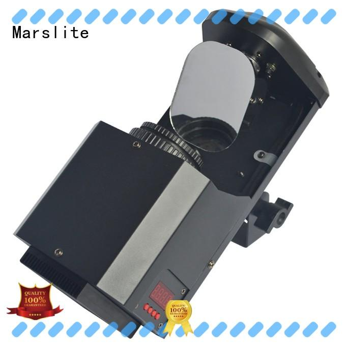 Marslite logo led light projector series for party