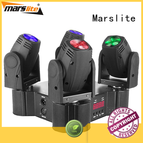 Marslite smooth moving spotlight customized for bar