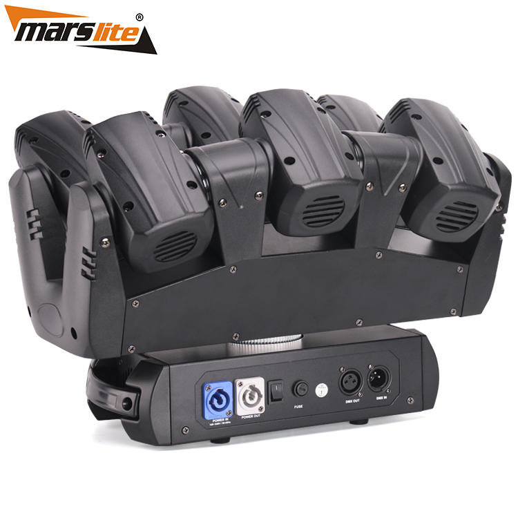 Marslite bee moving head led stage lights for party-2