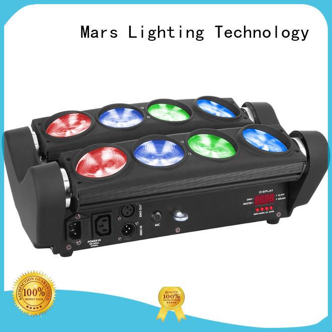 Marslite adjustable led light moving head customized for bar