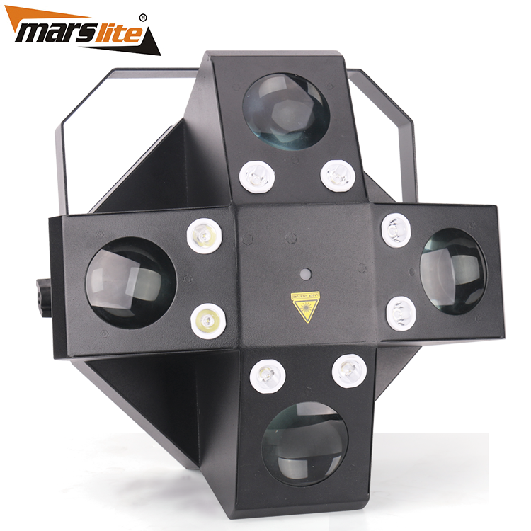 Marslite multi-color led magic ball light with different visual effects for party-1
