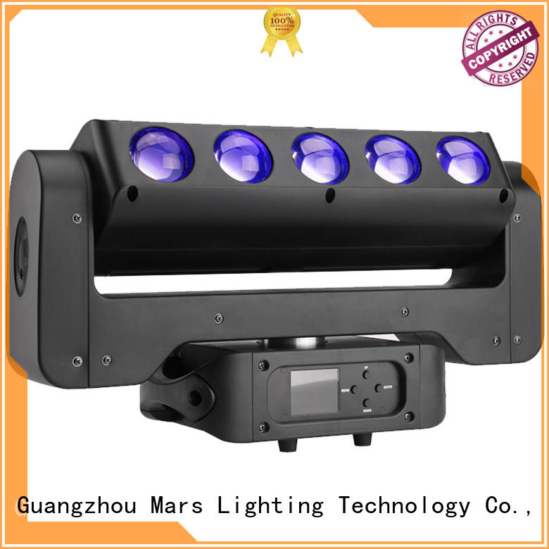 trendy Custom led derby theatre lighting Marslite onion