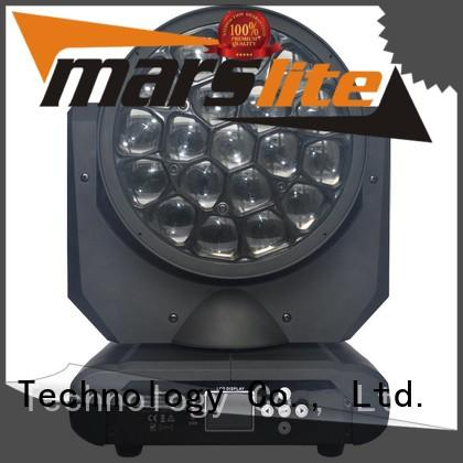 adjustable moving stage lights three manufacturer for party