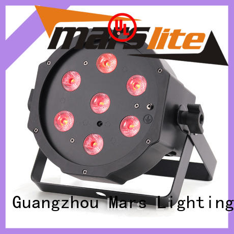 Marslite reliable par lights with different visual effects for bars