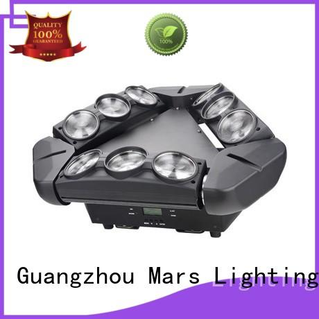 Marslite Brand triangle moving head dj lights high quality supplier