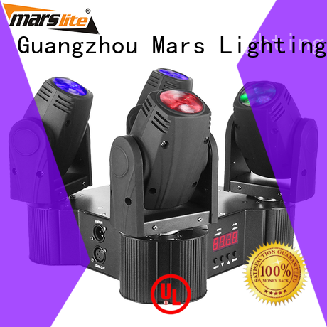 4x18w infinity moving head dj lights Marslite manufacture