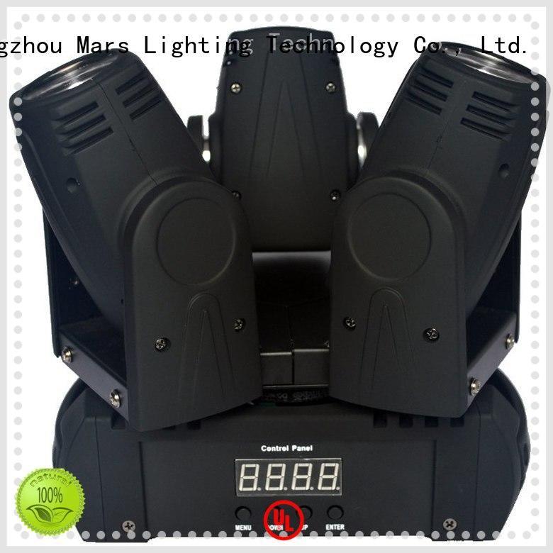 pocket rgbwauv Marslite Brand moving head dj lights factory
