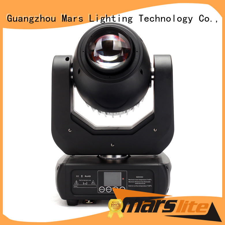 Marslite smooth led light moving head easy install for bar