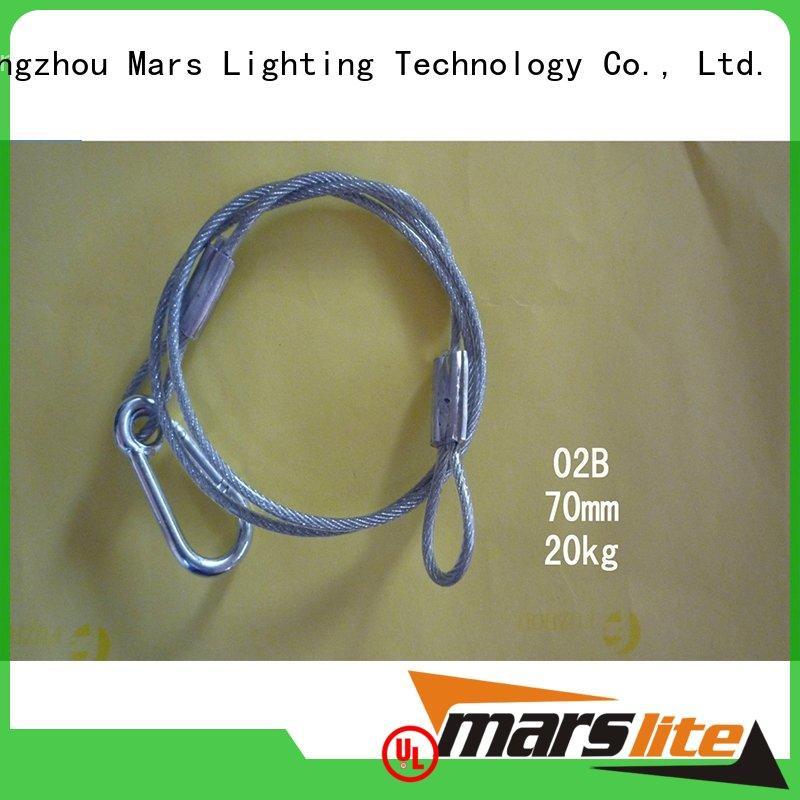 Marslite Brand plug stage lighting set clamp supplier