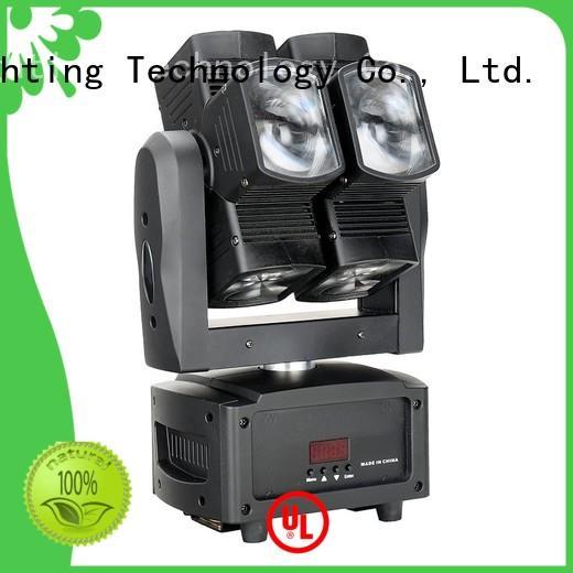 shooter Custom 12w led moving head light moving Marslite