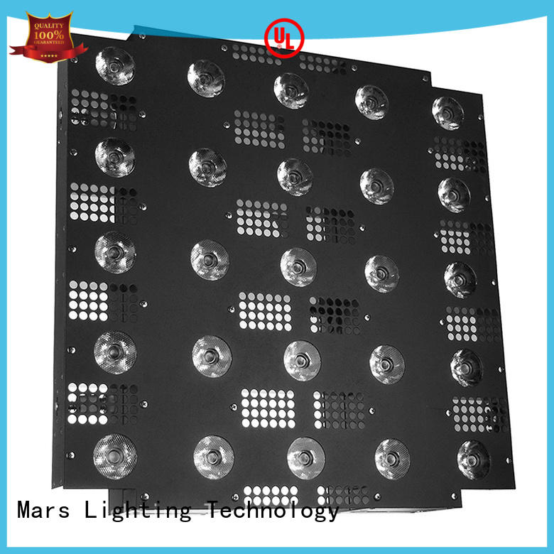 Marslite effect blinder light manufacturer series