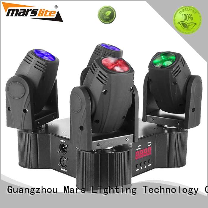 Marslite high quality moving head customized for bar