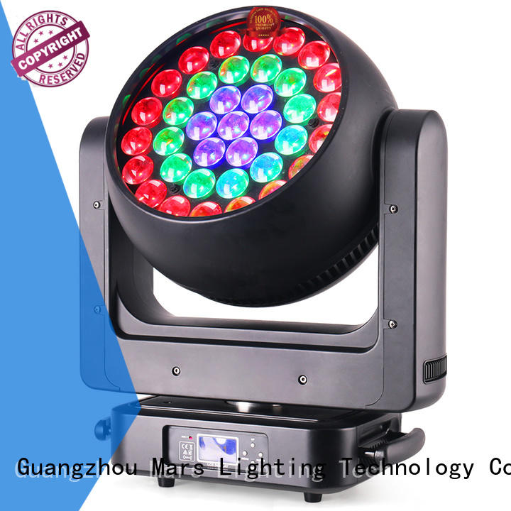 Marslite high quality led moving head light wholesale for disco