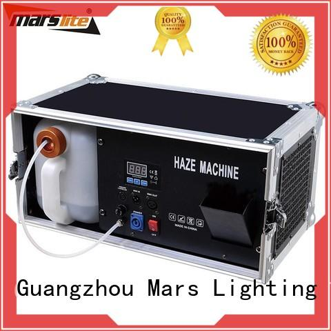 3000w automotive smoke machine best top selling Marslite Brand