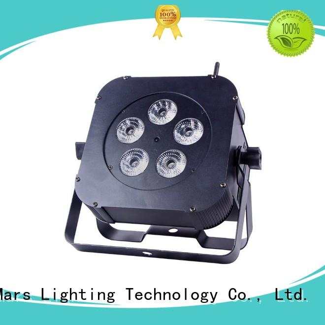 Custom hot selling led par lights trendy Marslite
