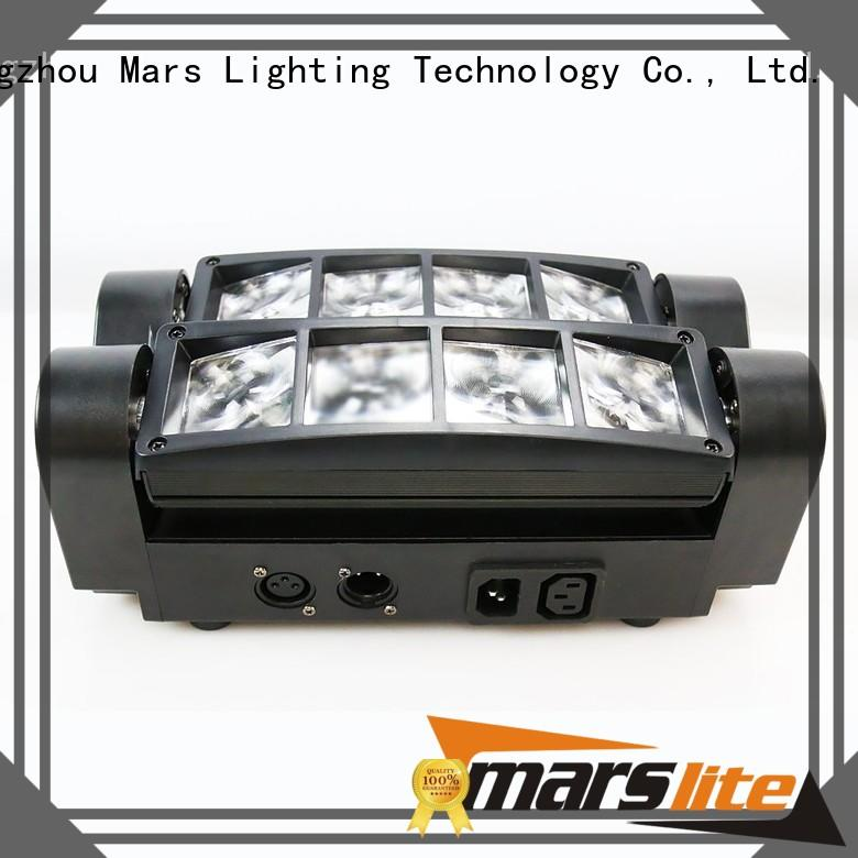 moving head dj lights rotation shooter Warranty Marslite
