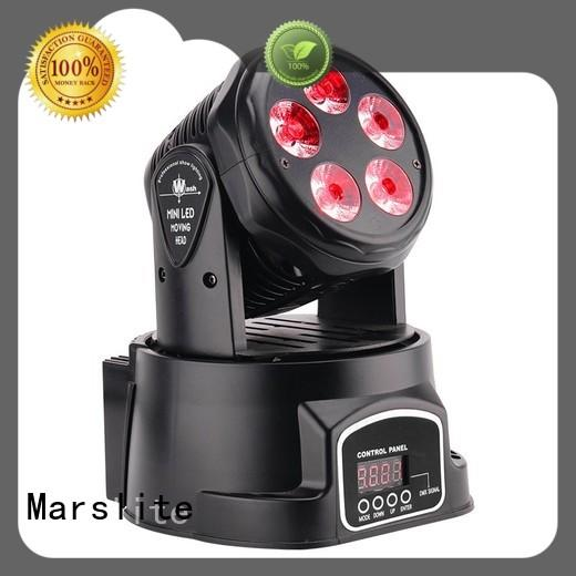 Marslite adjustable moving head spot customized for party