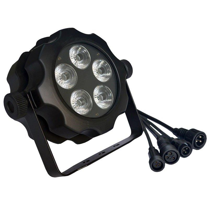 Marslite led par lights manufacturer for mobile DJs-3