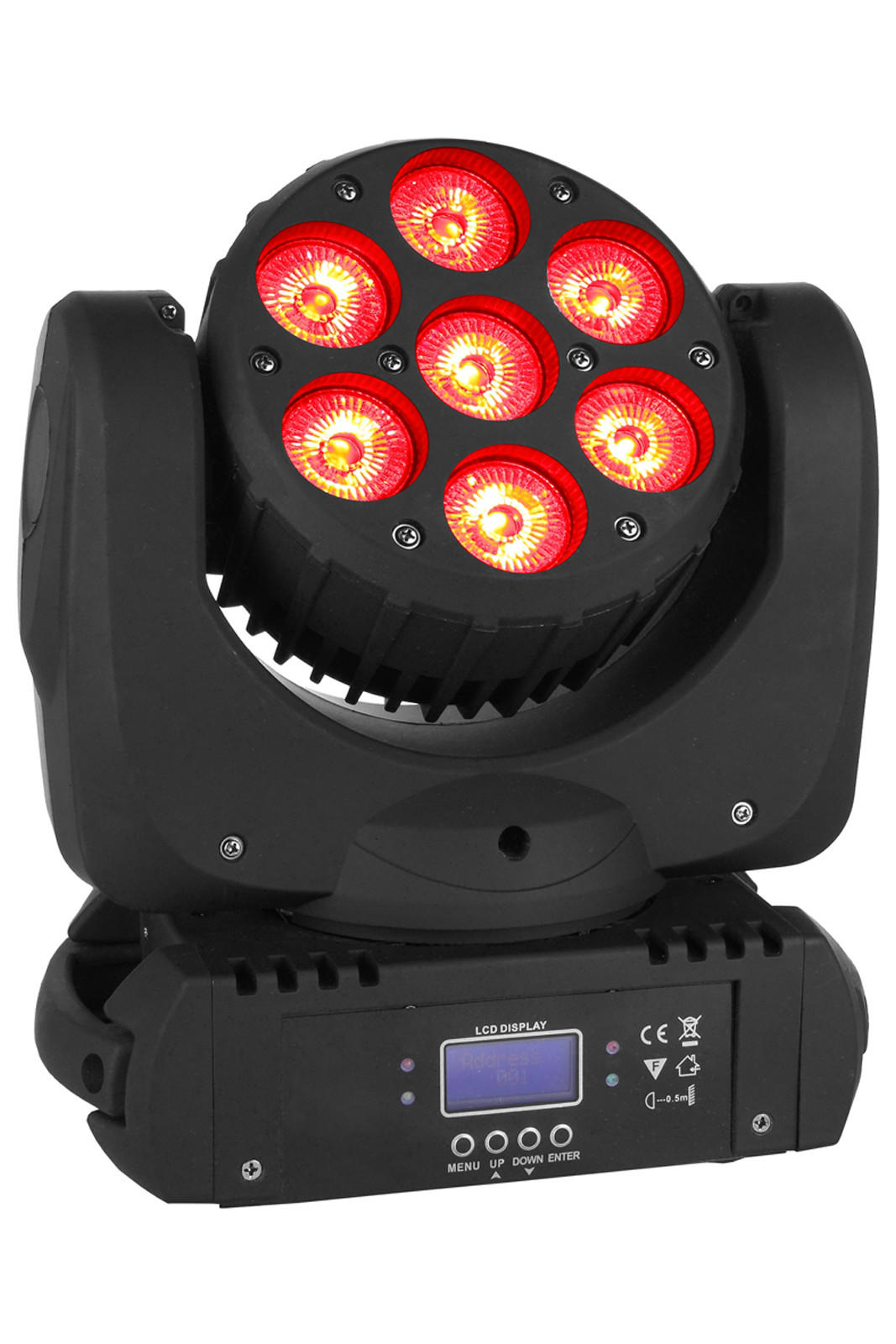Marslite rotation mini moving head customized for disco-1