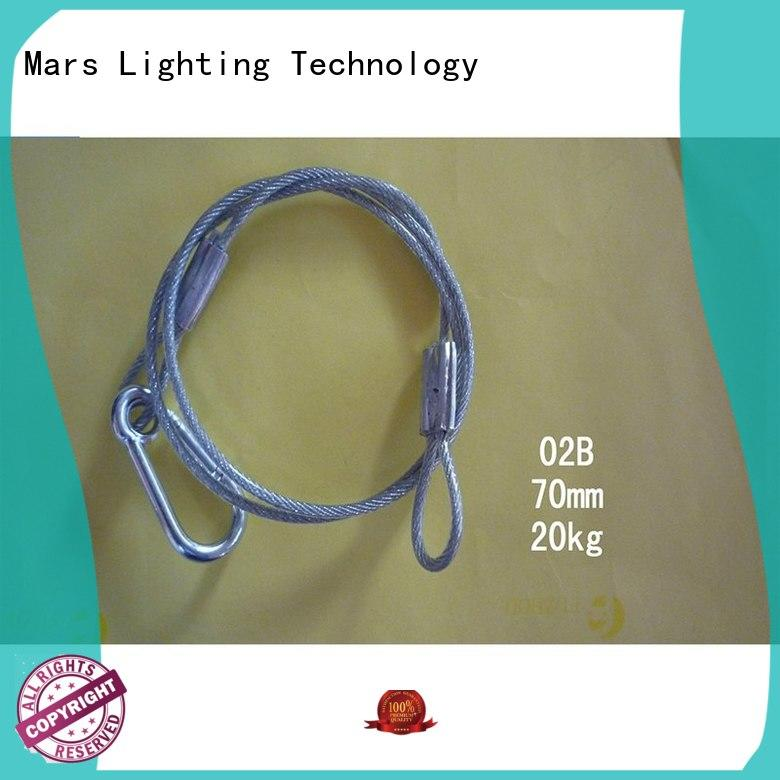 Marslite wire theatrical lighting accessories supplier for connecting