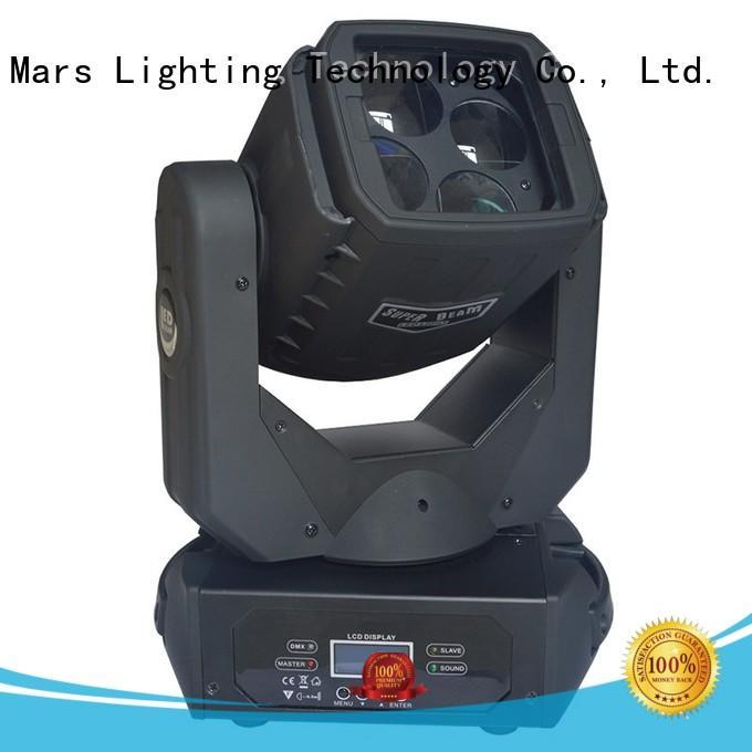 5x18w rgbwauv moving head dj lights new bee Marslite Brand
