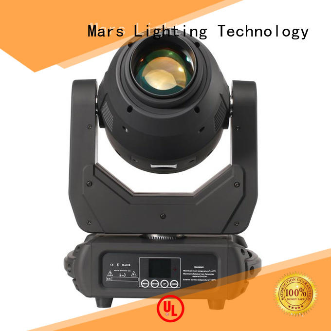 Marslite colorful beam moving head light to decorative for stage