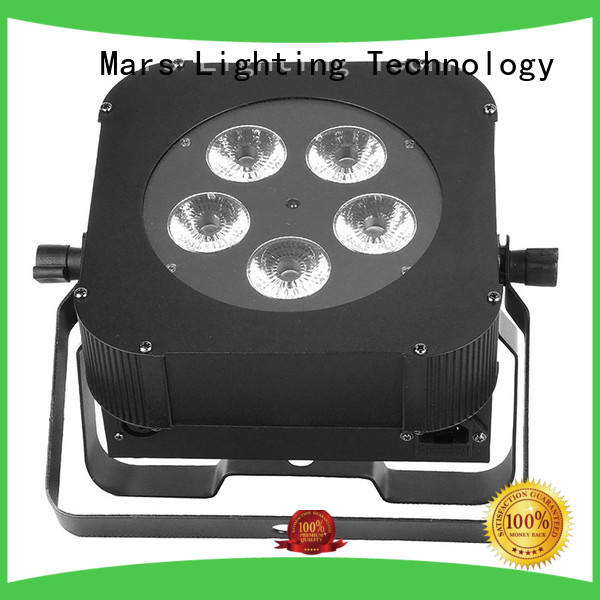 Marslite mini dj par light wholesale for clubs
