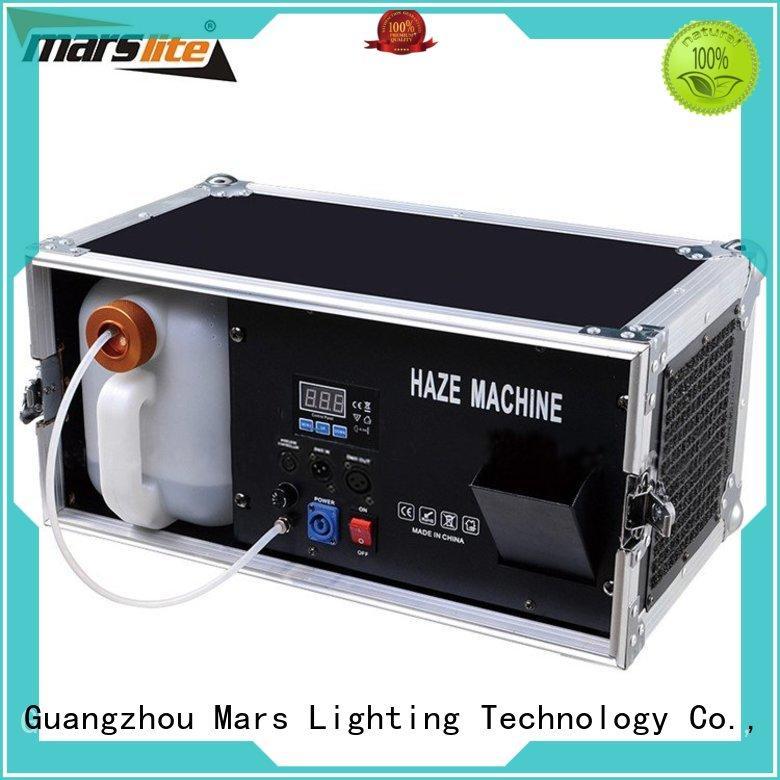 fog best machine Marslite Brand automotive smoke machine factory