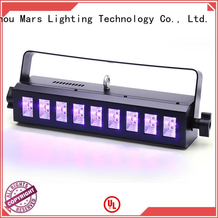 Marslite Brand high quality white cheap dj lights