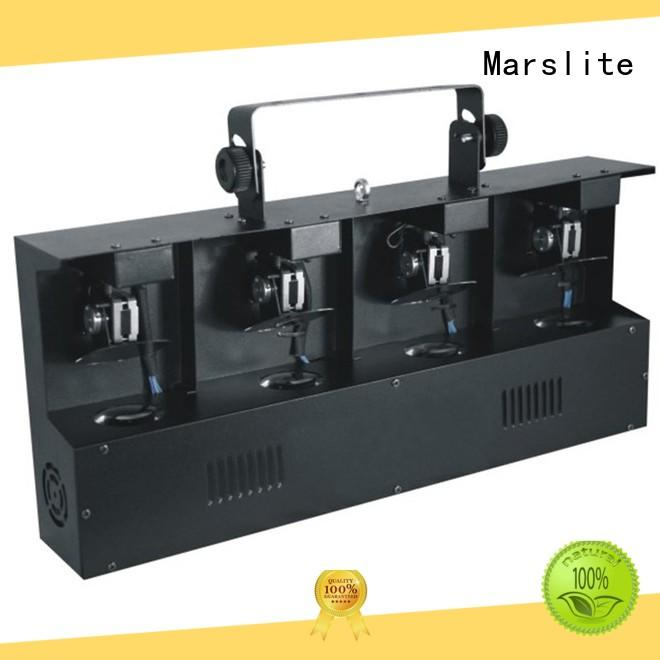 Marslite multi-color dj stage lighting wholesale for bar