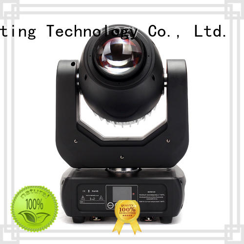 Wholesale rgbwauv led moving head light Marslite Brand
