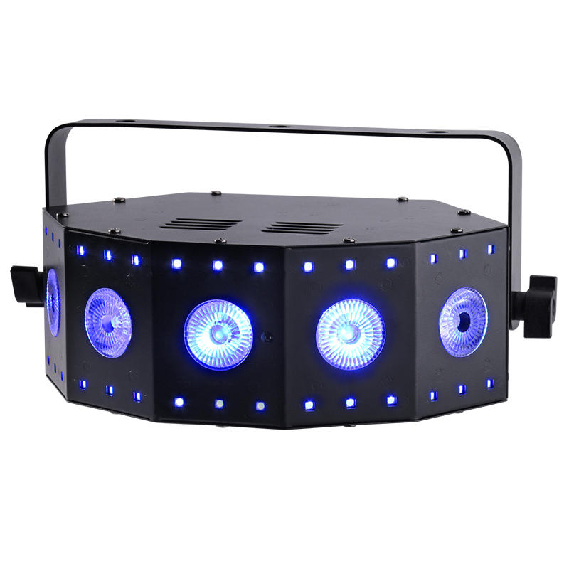 Marslite mini professional stage lighting easy to carry for KTV-2