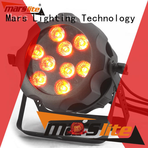 Marslite equipment led par rgbw series for discotheques