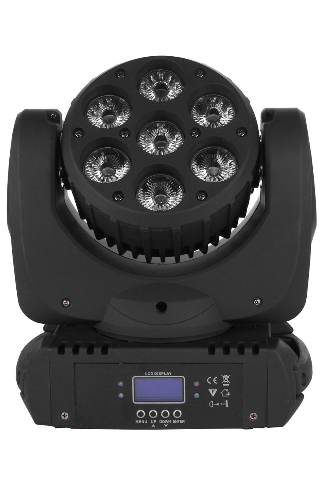 Marslite rotation mini moving head customized for disco-2