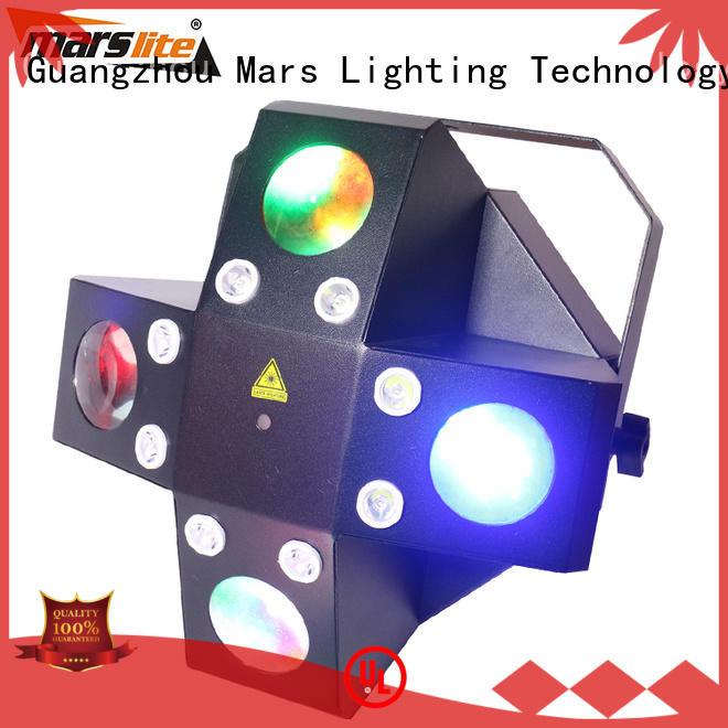 spot white 6in1 led effect light magic Marslite