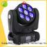 Marslite Brand color 5x18w custom moving head dj lights