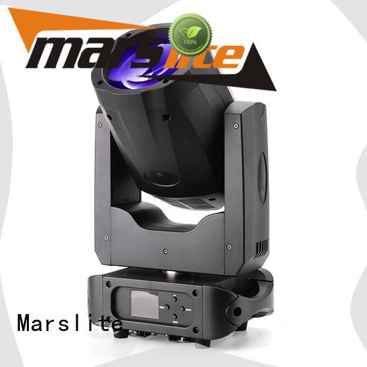 Marslite stage sharpy beam supplier for band